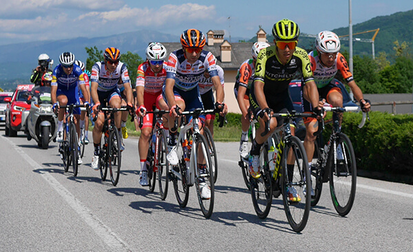 Ciclismo: gli highlitghts dell'Europe Tour in Italia